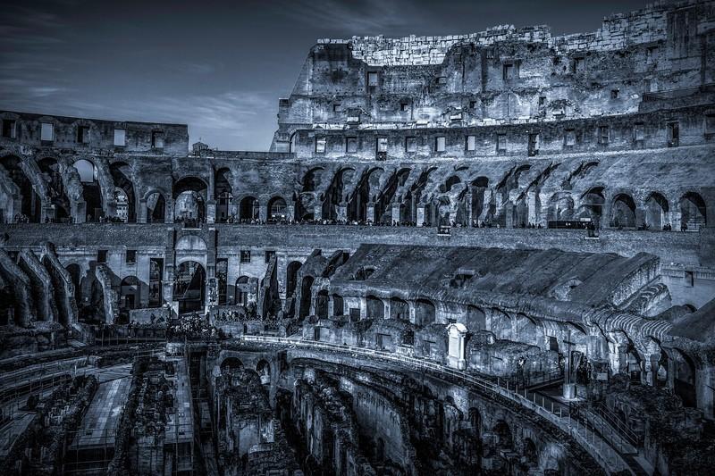 罗马斗兽场(Colosseum), 眼界大开_图1-9