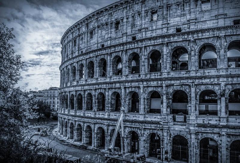 罗马斗兽场(Colosseum), 眼界大开_图1-6