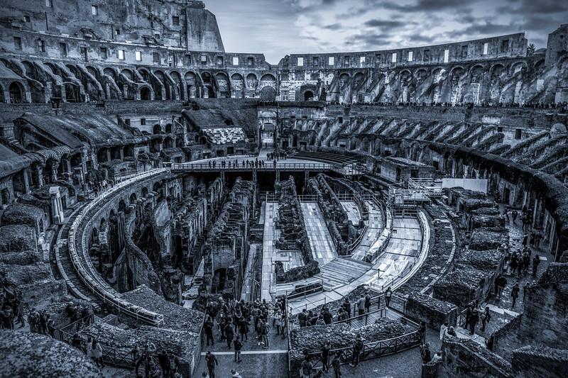 罗马斗兽场(Colosseum), 眼界大开_图1-8