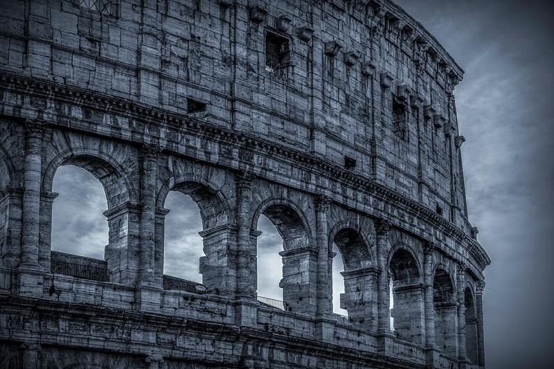 罗马斗兽场(Colosseum), 眼界大开_图1-7