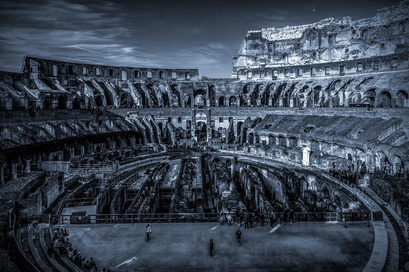 罗马斗兽场(Colosseum), 眼界大开_图1-12