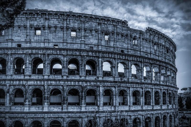 罗马斗兽场(Colosseum), 眼界大开_图1-10