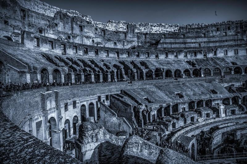 罗马斗兽场(Colosseum), 眼界大开_图1-5