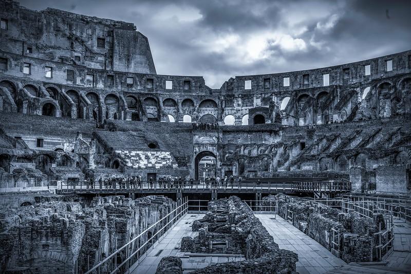 罗马斗兽场(Colosseum), 眼界大开_图1-29