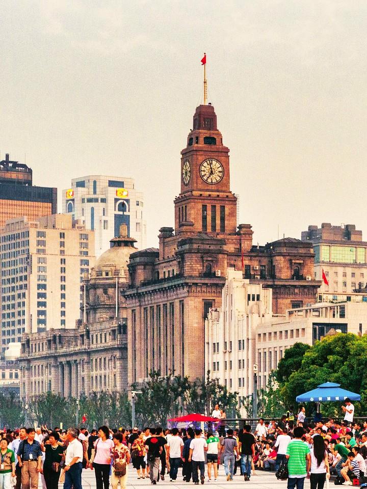 上海外滩,十年记忆_图1-11
