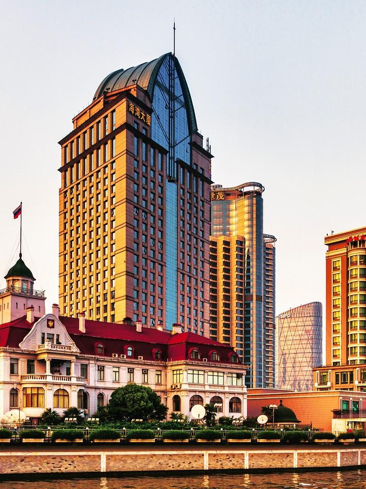 上海外滩,十年记忆_图1-13