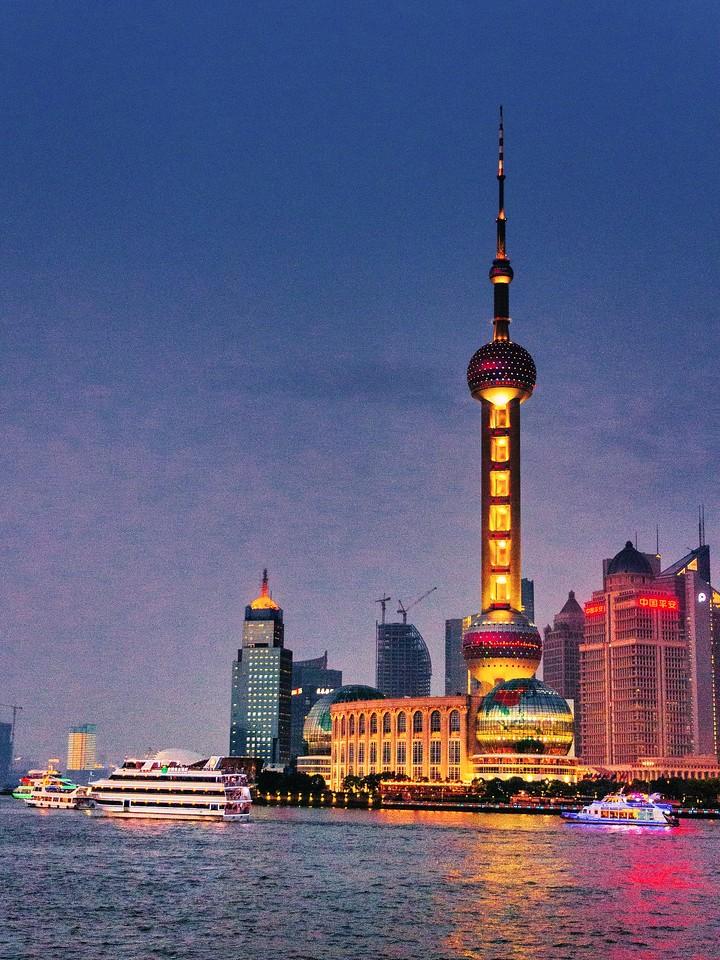 上海外滩,十年记忆_图1-10