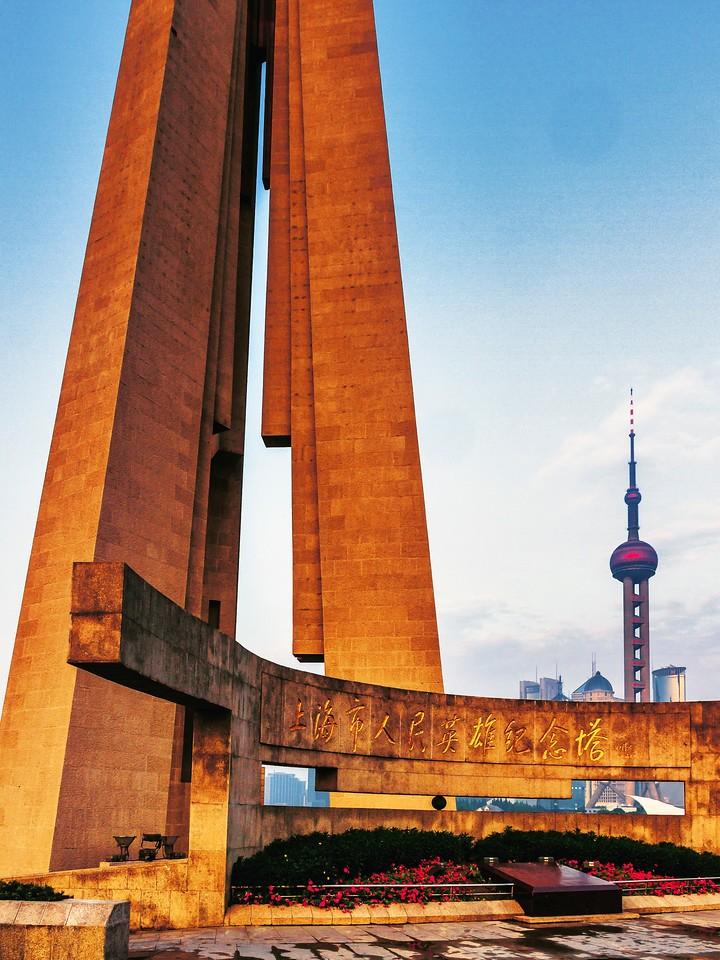 上海外滩,十年记忆_图1-14