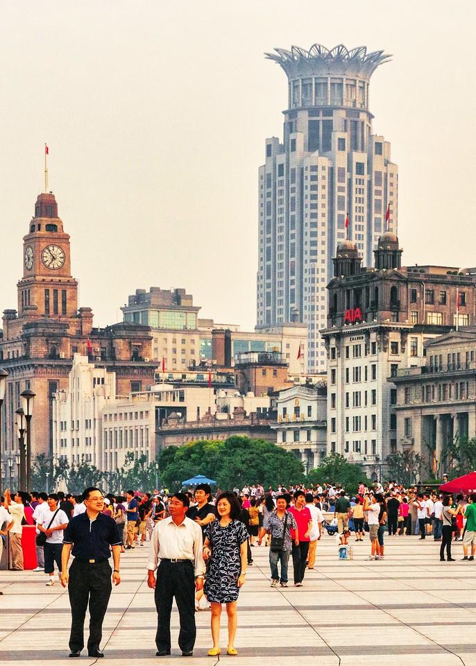 上海外滩,十年记忆_图1-15