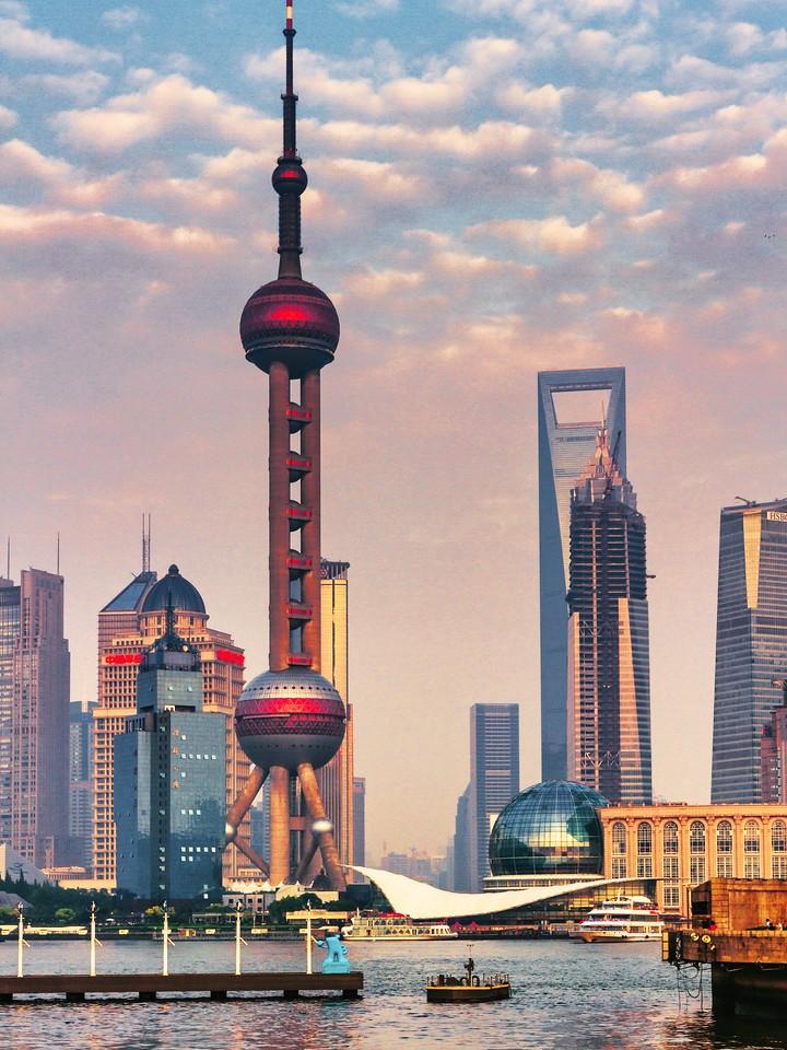 上海外滩,十年记忆_图1-3