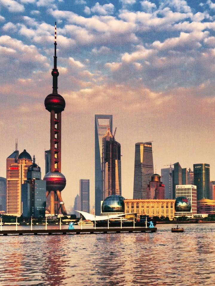 上海外滩,十年记忆_图1-1