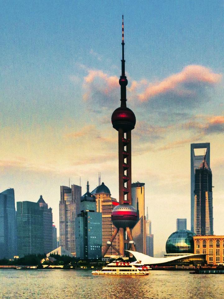 上海外滩,十年记忆_图1-8
