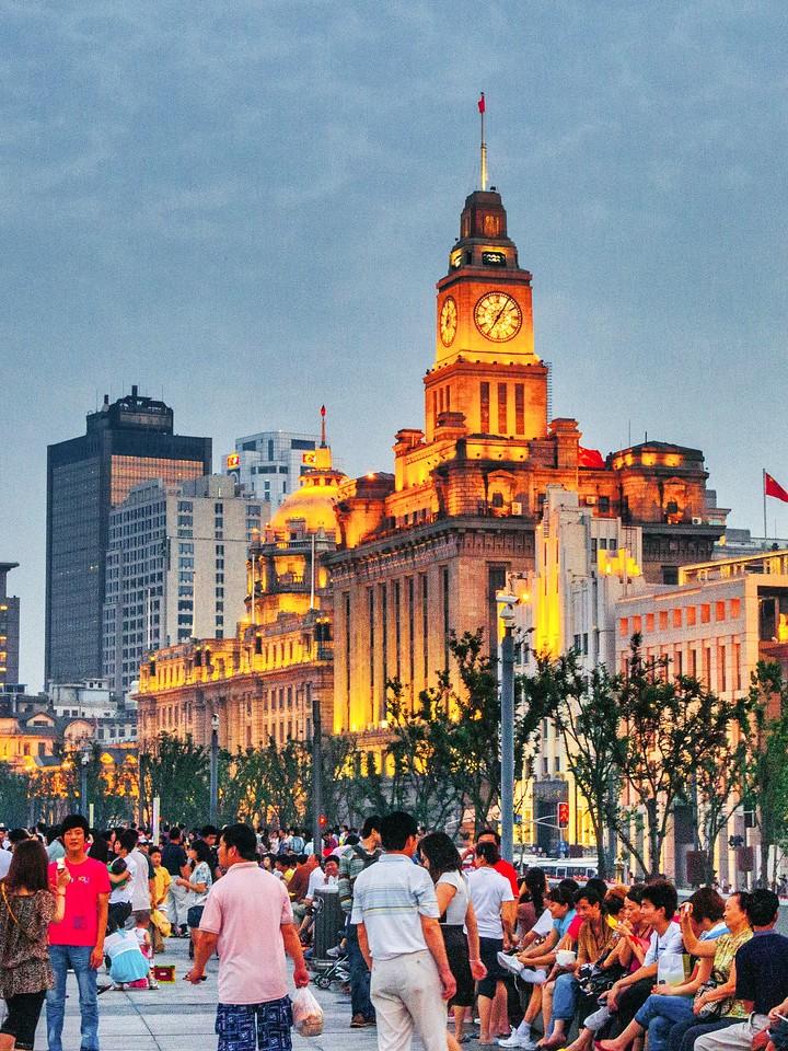 上海外滩,十年记忆_图1-4