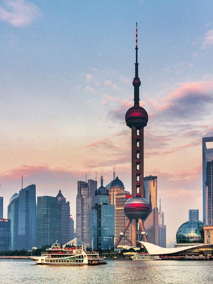上海外滩,十年记忆_图1-5