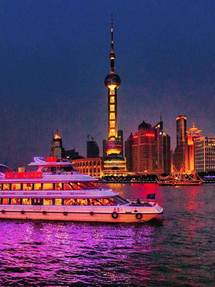 上海外滩,十年记忆_图1-6