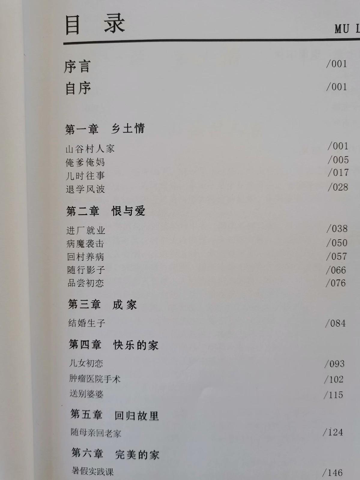 李婶儿的两本长篇小说《家》和《追梦之路》_图1-3