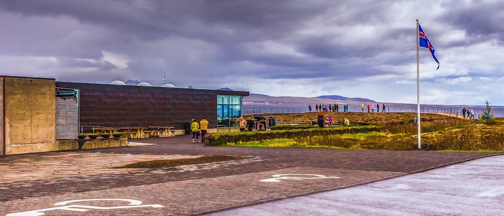 冰岛辛格韦德利国家公园,高处眺望_图1-24