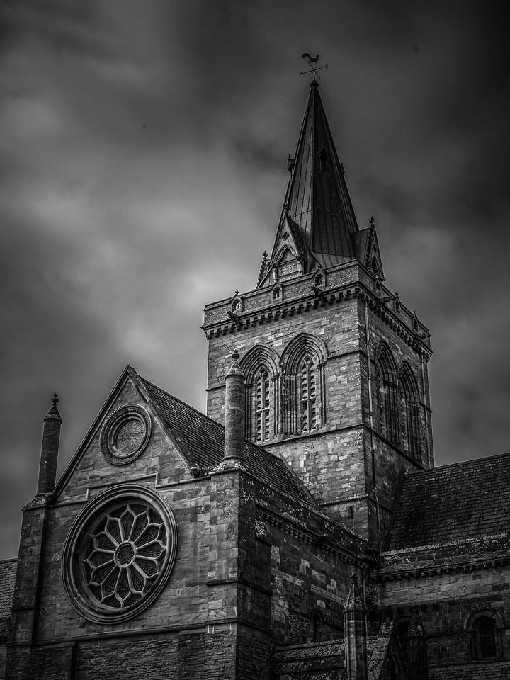 苏格兰奥克尼岛(Orkney Islands),教堂逗留_图1-1