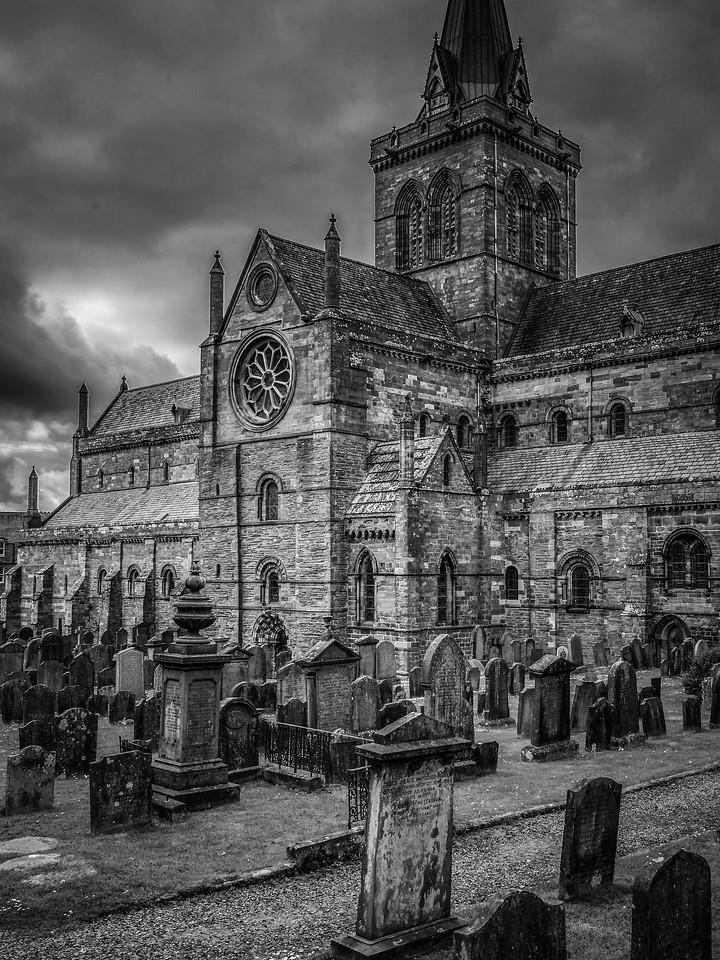苏格兰奥克尼岛(Orkney Islands),教堂逗留_图1-9