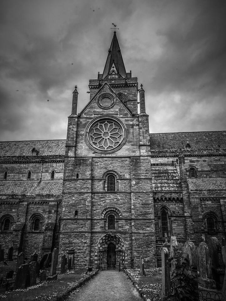 苏格兰奥克尼岛(Orkney Islands),教堂逗留_图1-16
