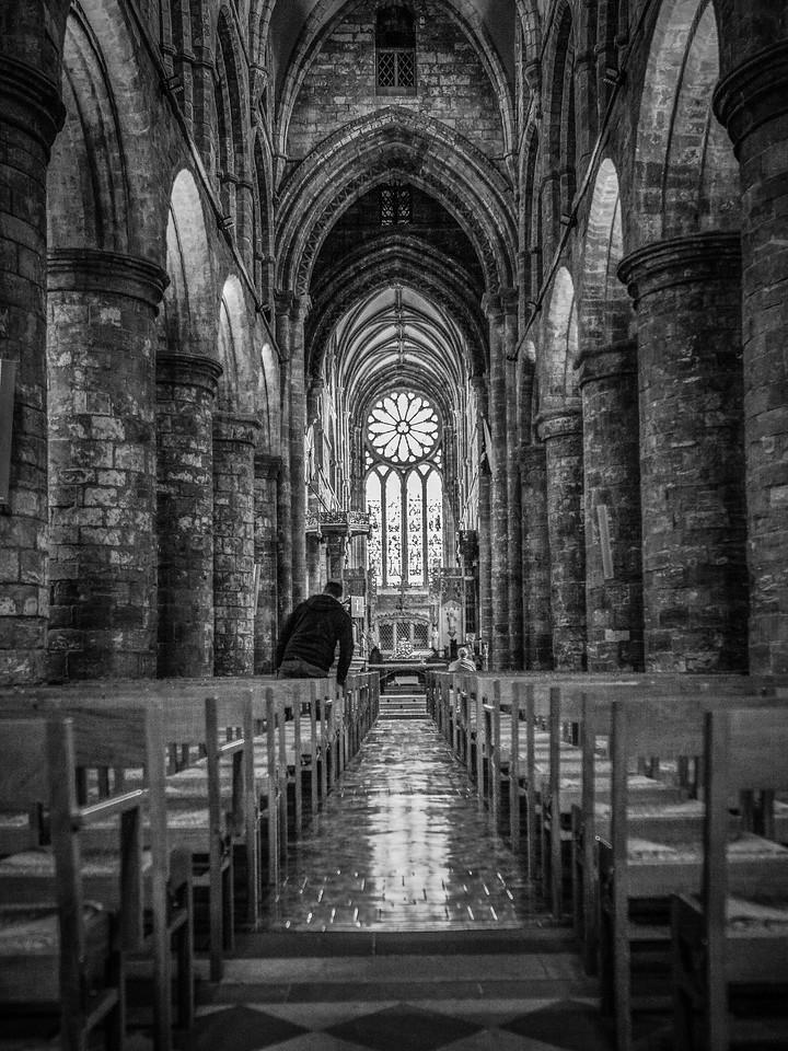 苏格兰奥克尼岛(Orkney Islands),教堂逗留_图1-24
