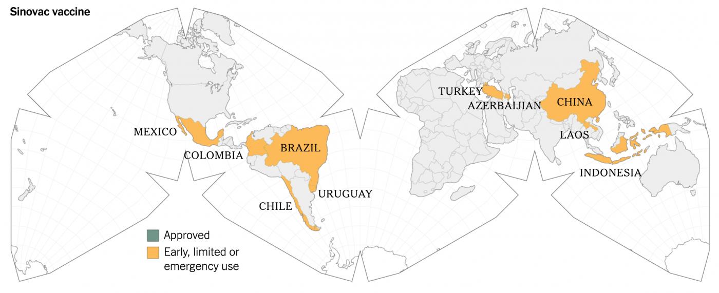 世界各国新冠疫苗的研发和供应概况_图1-6