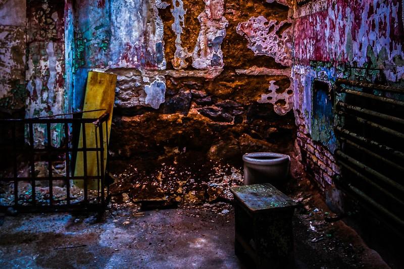 滨州东部州立监狱(Eastern State Penitentiary),有故事的地方_图1-3