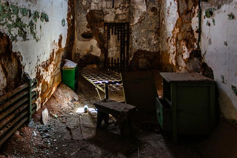 滨州东部州立监狱(Eastern State Penitentiary),有故事的地方_图1-16