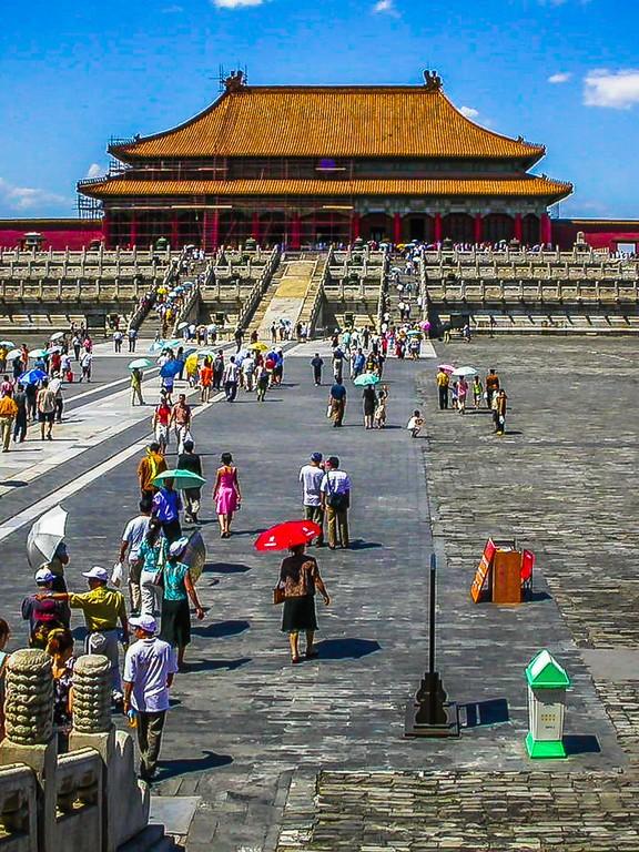 中国北京,古老城市_图1-3