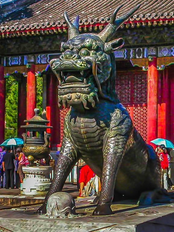 中国北京,古老城市_图1-10