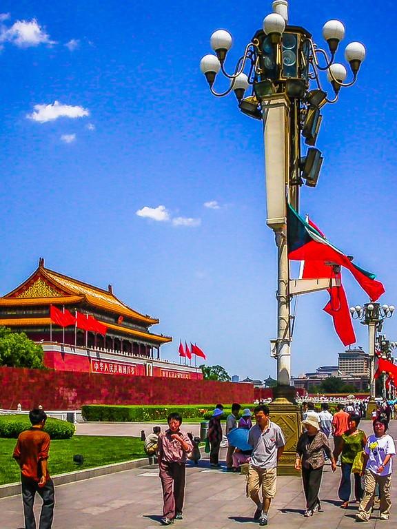 中国北京,古老城市_图1-18