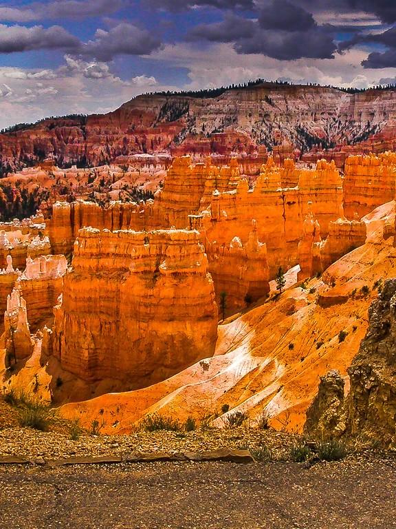 美国大峡谷,风雨雕琢_图1-18