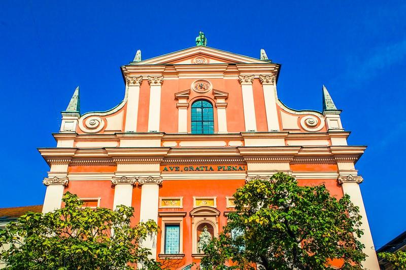 斯洛文尼亚首都卢布尔雅那(Ljubljana),特色建筑_图1-24