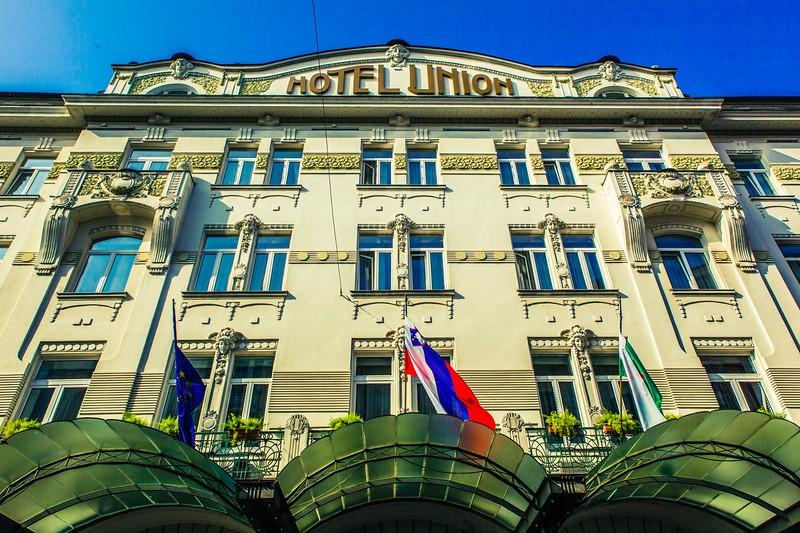 斯洛文尼亚首都卢布尔雅那(Ljubljana),特色建筑_图1-22