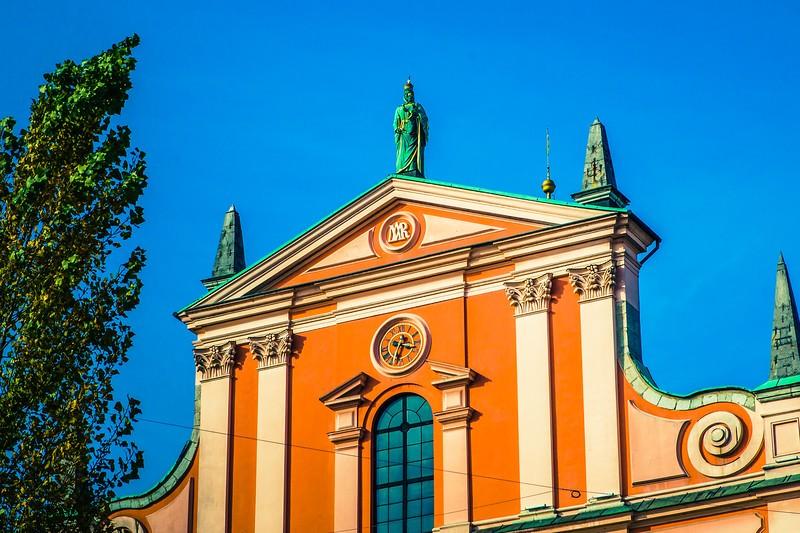 斯洛文尼亚首都卢布尔雅那(Ljubljana),特色建筑_图1-17