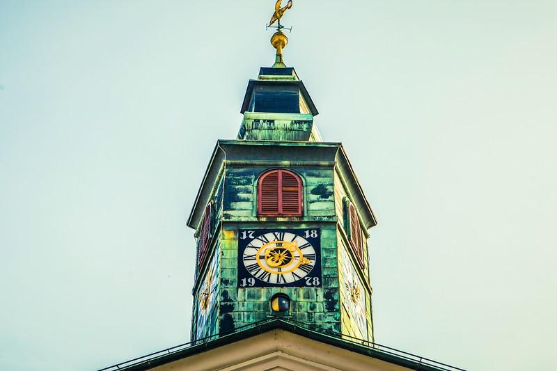 斯洛文尼亚首都卢布尔雅那(Ljubljana),特色建筑_图1-21