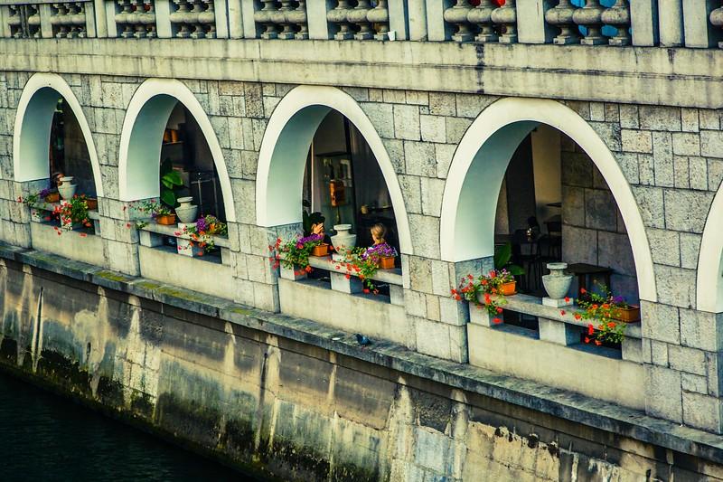 斯洛文尼亚首都卢布尔雅那(Ljubljana),特色建筑_图1-14