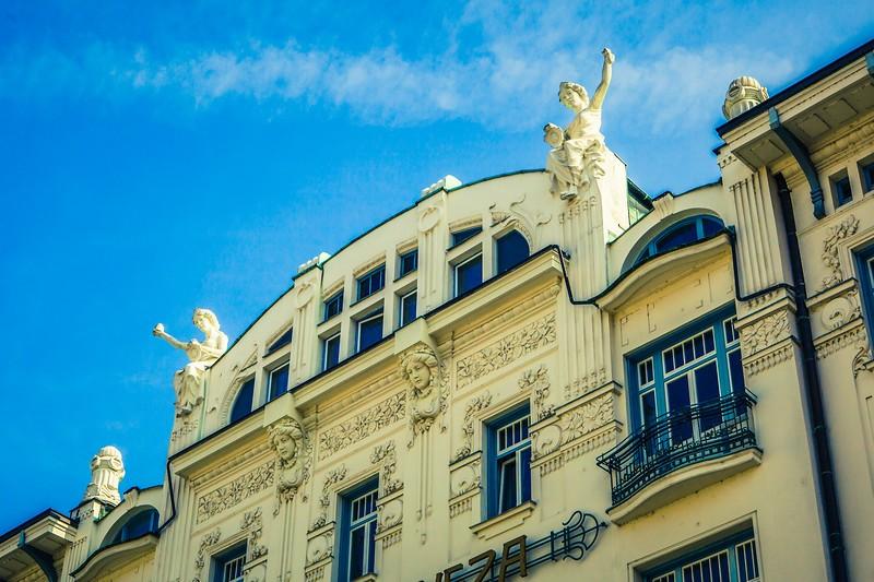 斯洛文尼亚首都卢布尔雅那(Ljubljana),特色建筑_图1-10