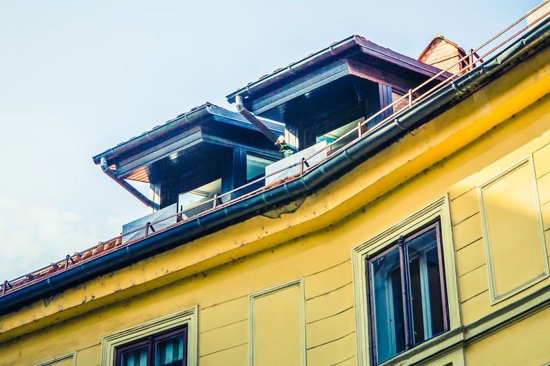 斯洛文尼亚首都卢布尔雅那(Ljubljana),特色建筑_图1-4