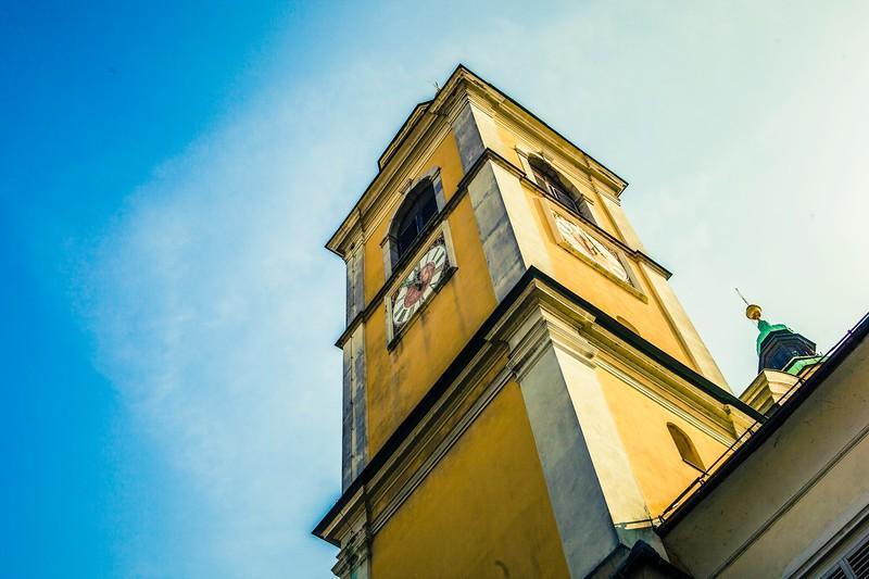 斯洛文尼亚首都卢布尔雅那(Ljubljana),特色建筑_图1-3