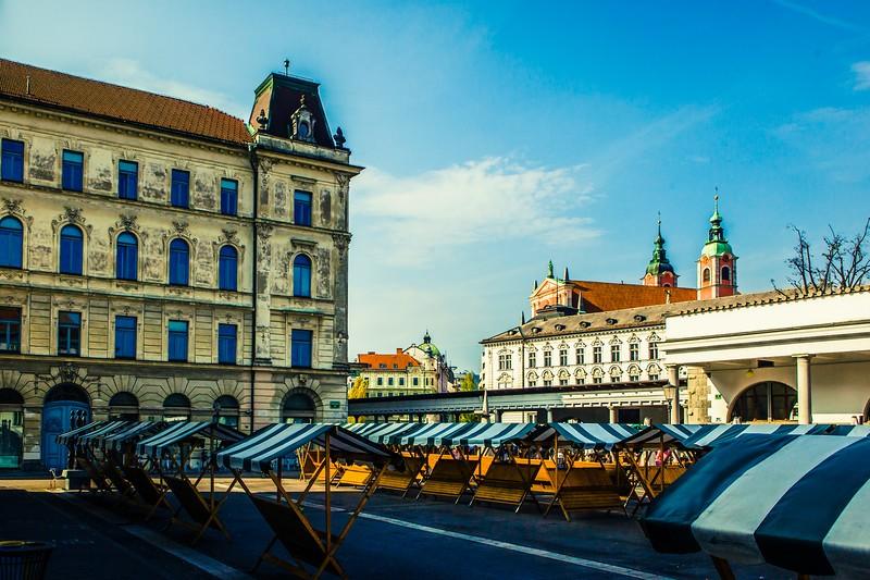斯洛文尼亚首都卢布尔雅那(Ljubljana),特色建筑_图1-6