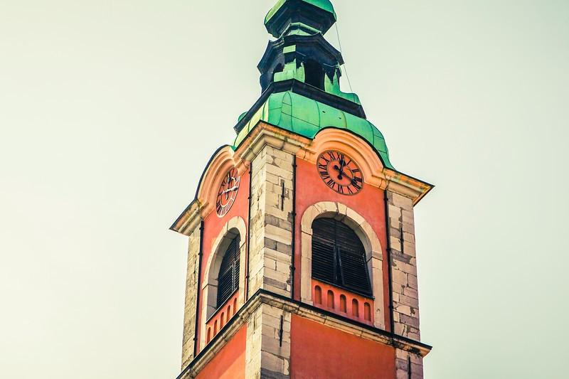 斯洛文尼亚首都卢布尔雅那(Ljubljana),特色建筑_图1-5