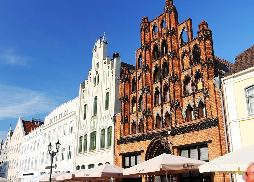 维斯马-德国北部的小瑞典_图1-5