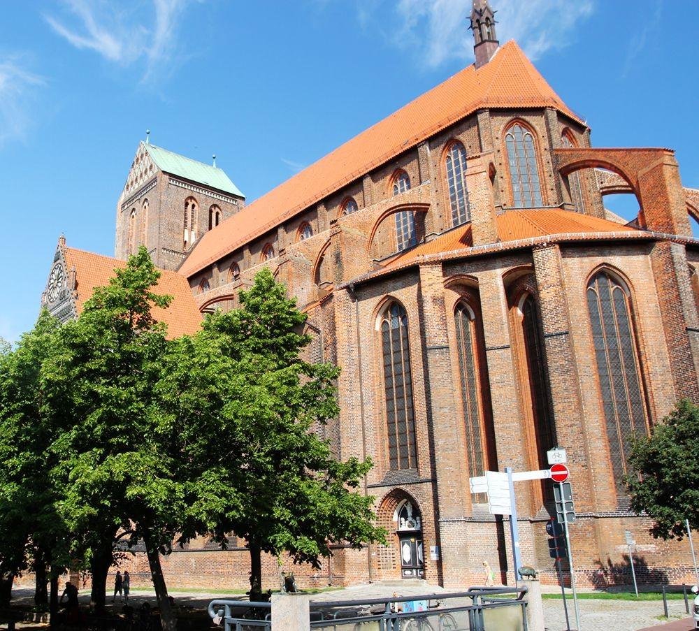 维斯马-德国北部的小瑞典_图1-29