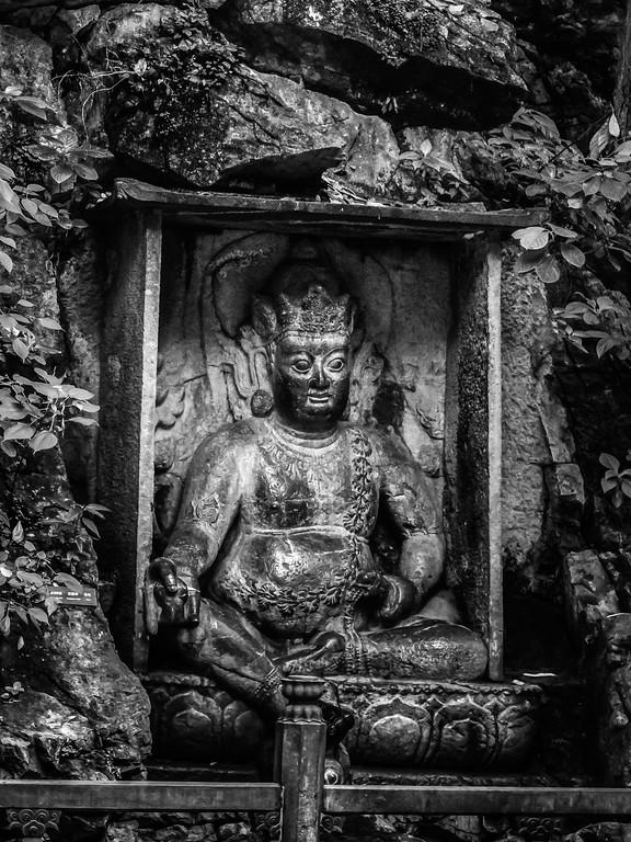 杭州灵隐寺,十大古刹之一_图1-9