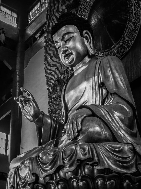 杭州灵隐寺,十大古刹之一_图1-14