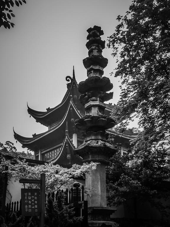 杭州灵隐寺,十大古刹之一_图1-6