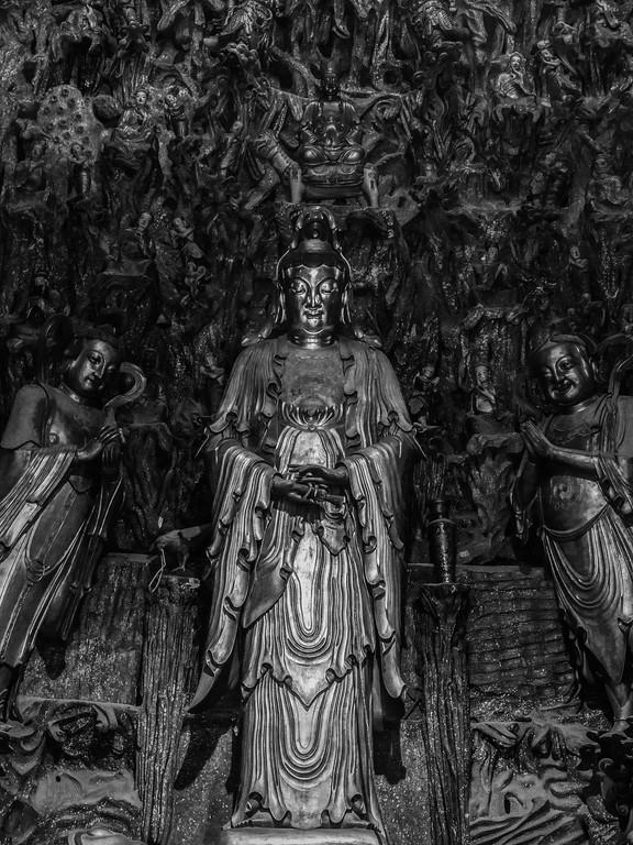 杭州灵隐寺,十大古刹之一_图1-5