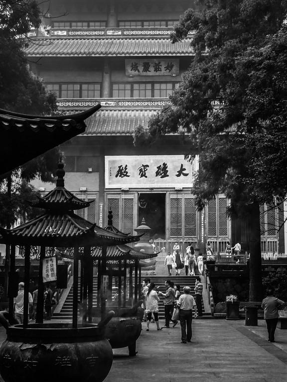杭州灵隐寺,十大古刹之一_图1-1