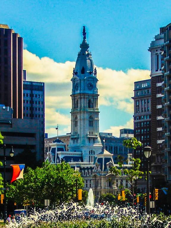 美国费城,历史名城_图1-9